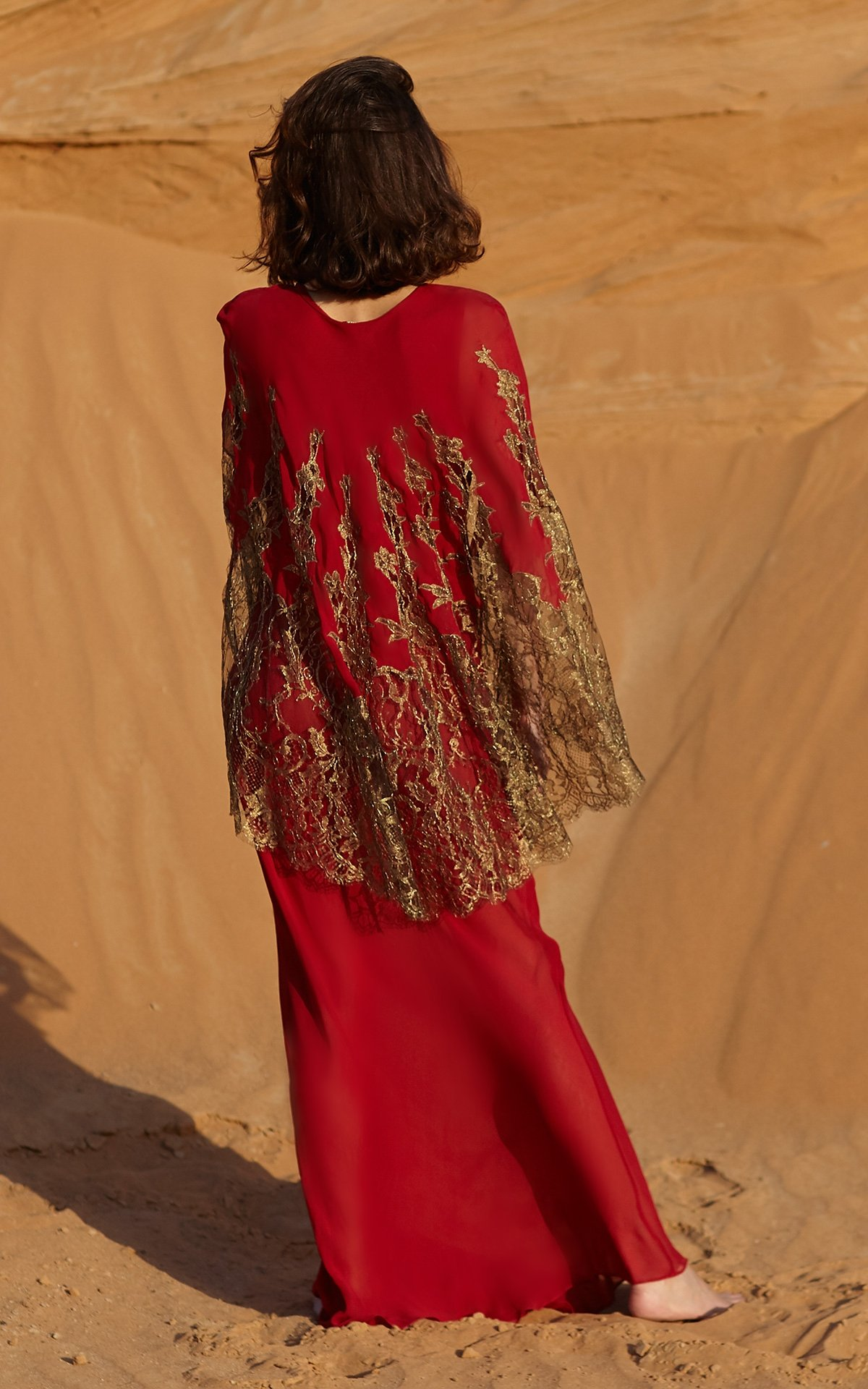 ROSAMOSARIO_A-princess-called-Meera_Asra-river-of-paradise_Chiffon-cape-dress_Red_6RET
