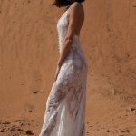 ROSAMOSARIO_A-princess-called-Meera_Fattima-the-young-bride_Embroidered-lace-tail-dress_White_2