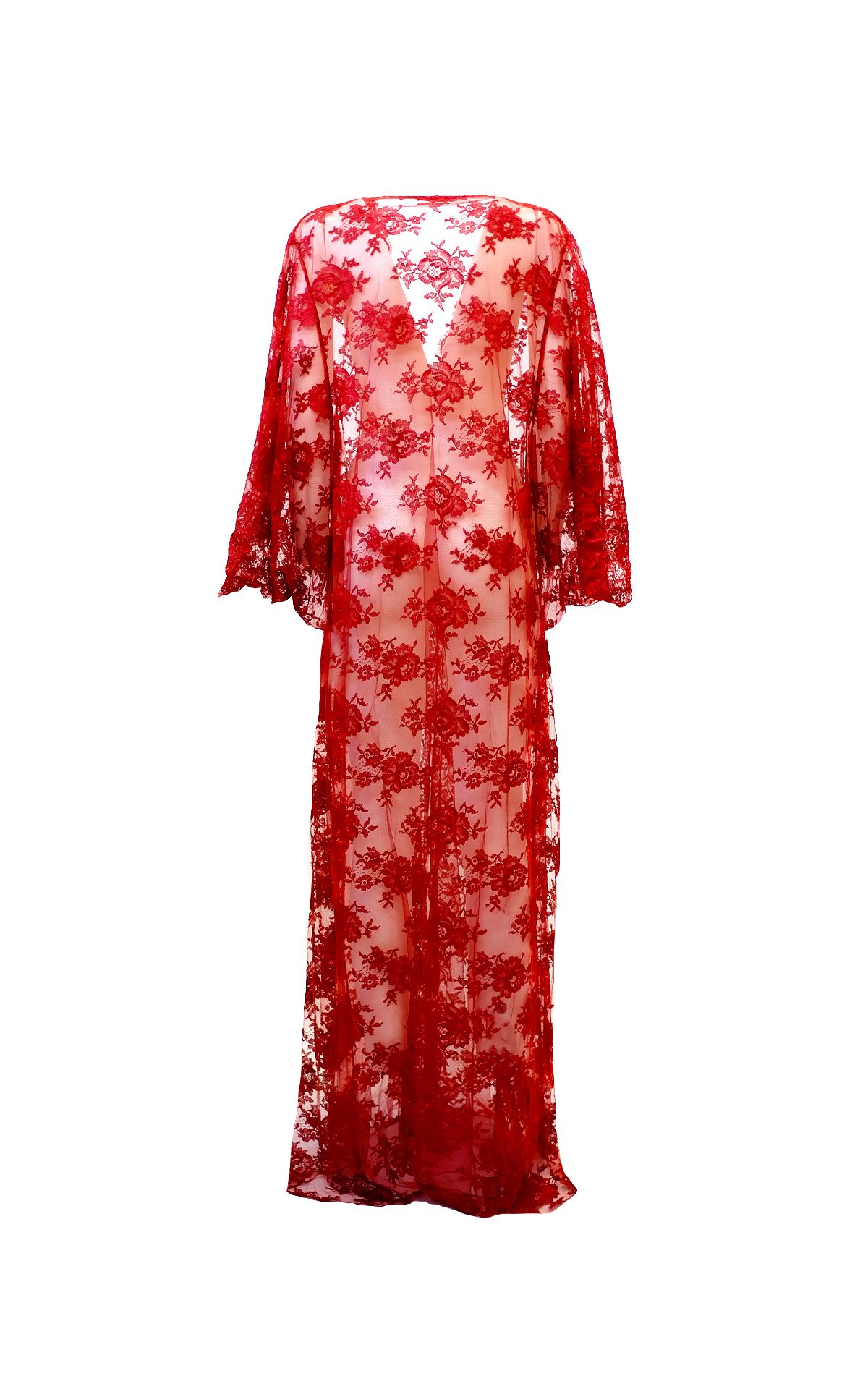 Rosamosario_C_EST_PIGALLE_Lace_Robe_backjpg