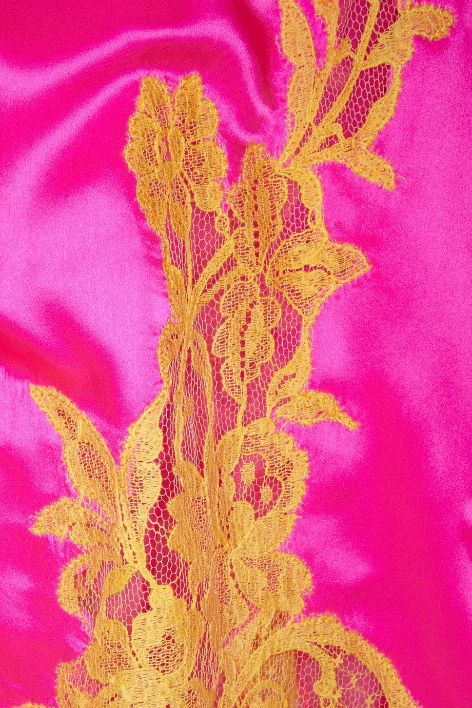 rosamosario-pink-bling-bling-love-lace-trimmed-silk-robe-product-1-26539546-0-159861966-normal